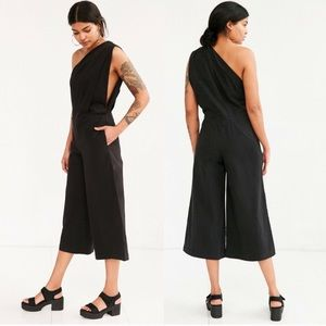 3bd6fc2bc3ac Urban Outfitters Dresses - NWT Urban outfitters One shoulder Jumpsuit